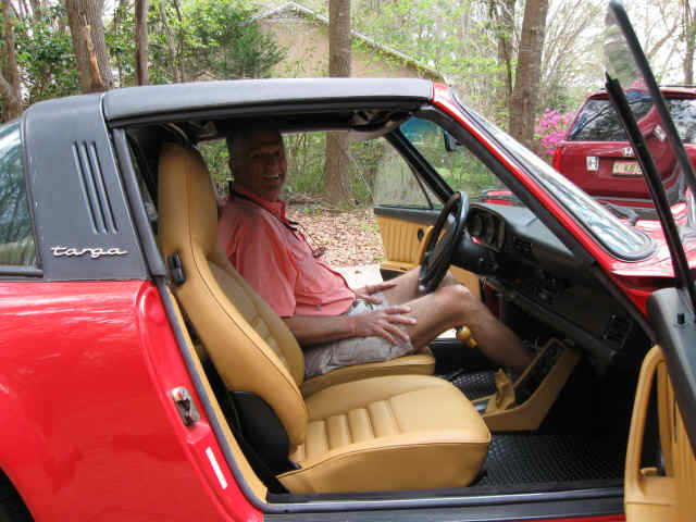 1987 Porsche 911 Targa Lesch Designs Auto Tops Amp Interiors